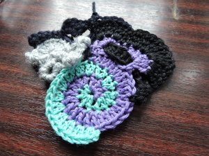 early crochet projects 012