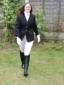 Twcrosse, Shepworth & show clothes 175