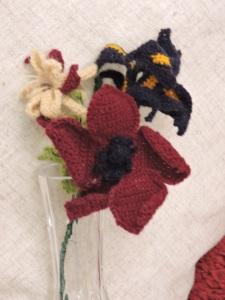 Fiendishly difficult flowers